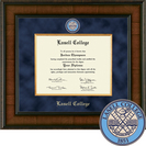 Church Hill Classics Presidential Diploma Frame Bachelors (Online Only)