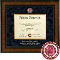 Church Hill Classics Presidential Diploma Frame. ONeill Public Environmental Affairs (Online Only)
