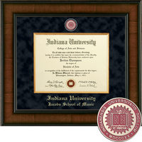 Church Hill Classics Presidential Diploma Frame Music (Online Only)