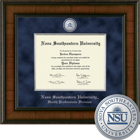 Church Hill Classics Presidential Diploma Frame Health Professions (Online Only)