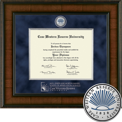 Church Hill Classics Presidential Diploma Frame Social Sciences (Online Only)