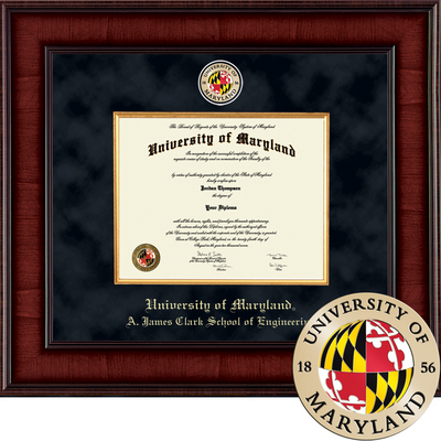 Church Hill Classics Presidential Diploma Frame Engineering (Online Only)