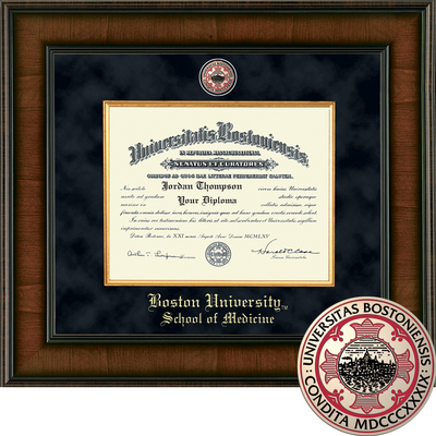 Church Hill Classics Presidential Diploma Frame Medicine (Online Only)