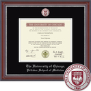 Church Hill Classics Masterpiece Diploma Frame Medicine. Fits diplomas 2011 to Current (Online Only)