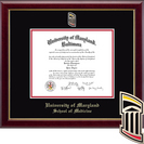 Church Hill Classics Masterpiece Diploma Frame Medicine (Online Only) Spring 2017 to Present
