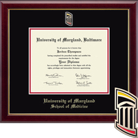Church Hill Classics Masterpiece Diploma Frame, Medicine (Online Only) Spring 2017 Diplomas