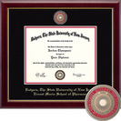 Church Hill Classics Masterpiece Diploma Frame Pharmacy (Online Only)