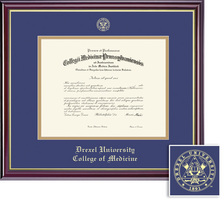 Diploma Frames - Gifts & Accessories | The Drexel University