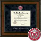Church Hill Classics Presidential Diploma Frame. Bachelors Masters. PhD (Online Only)