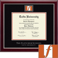 Church Hill Classics Masterpiece Diploma Frame. Fletcher School.