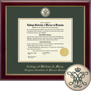 Church Hill Classics Masterpiece Diploma Frame. Marine Science (Online Only)