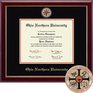 Church Hill Classics Masterpiece Diploma Frame. Masters, PhD, Pharmacy (Online Only)