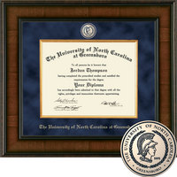 Church Hill Classics Presidential Diploma Frame.  Masters PhD (Online Only)