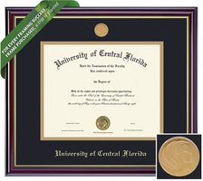 Framing Success Windsor Diploma Frame. Masters. PhD