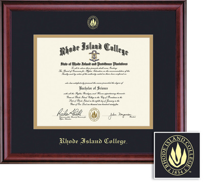 Rhode Island College Bookstore - Framing Success Classic Diploma ...