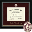 Church Hill Classics Regal Diploma Frame.  Bachelors & Masters