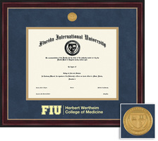 Framing Success Sienna Diploma Frame. MD