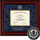 Church Hill Classics Presidential Diploma Frame.  Business.  Bachelors, Masters.