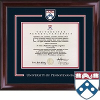 Church Hill Classics Spirit Diploma Frame. Associates, Bachelors, Masters, PhD