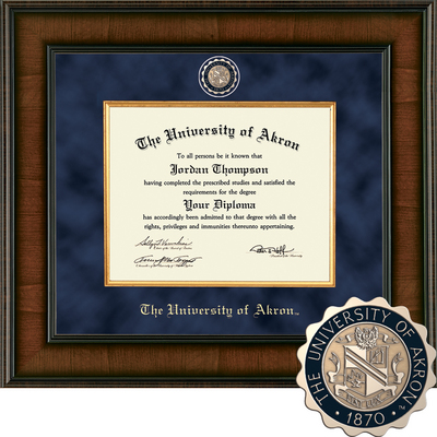 Church Hill Classics Presidential Diploma Frame. PhD.