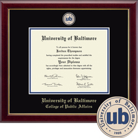 Church Hill Classics Masterpiece Diploma Frame. Public Affairs. (ONLINE ONLY)