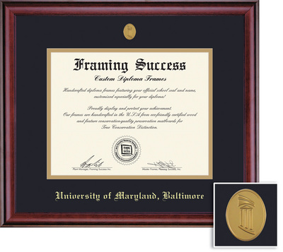 University of Maryland Baltimore Bookstore - Framing Success Classic ...