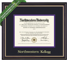 Framing Success Prestige Diploma Frame. Kellogg