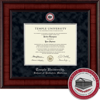 Church Hill Classics Presidential Diploma Frame. Podiatric Medicine (Online Only)