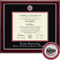 Church Hill Classics Masterpiece Diploma Frame. Dentsitry (Online Only)