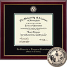 Church Hill Classics Masterpiece Diploma Frame. Doctorate of Nursing Practitioner (Online Only)