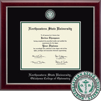Church Hill Classics Masterpiece Diploma Frame. Optometry (Online Only)