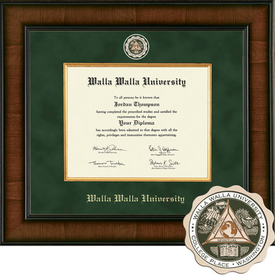 Church Hill Classics Presidential Diploma Frame. Masters (Online Only)