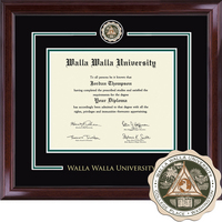 Church Hill Classics Showcase Diploma Frame. Masters (Online Only)