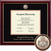 Church Hill Classics Masterpiece Diploma Frame. Pharmacy and Health Sciences (Online Only)
