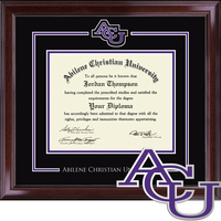 Church Hill Classics Spirit Diploma Frame. Bachelors, Masters