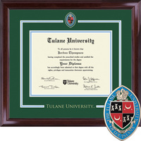 Church Hill Classics Showcase Diploma Frame. Associate, Bachelors