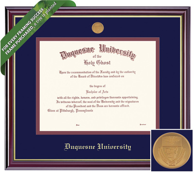 Framing Success Windsor Diploma Frame. Doctorate, Law