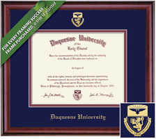Framing Success Classic Diploma Frame. Law, Doctorate