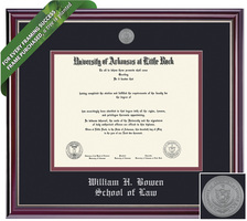 Framing Success Jefferson Diploma Frame. Law
