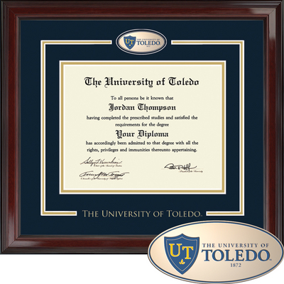 Church Hill Classics Showcase Diploma Frame. Bachelors
