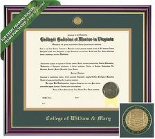 FRAMING SUCCESS WINDSOR DIPLOMA FRAME FITS ALL W M DIPLOMAS