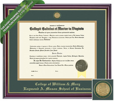 Framing Success Windsor Diploma Frame. Business