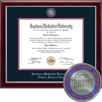 Church Hill Classics Masterpiece Diploma Frame. Law. Masters PhD (Online Only)