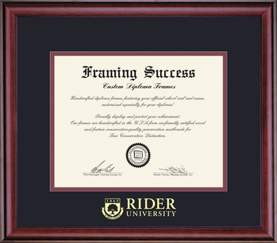 Framing Success Classic Diploma Frame. Associates, Bachelors
