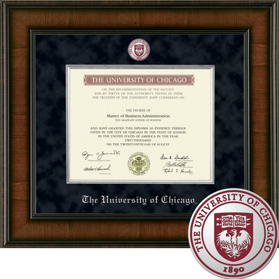 Church Hill Classics Presidential Diploma Frame. Bachelors Masters PhD Pre2011 (Online Only)