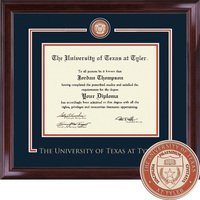 Church Hill Classics Showcase Diploma Frame. Bachelors. 8.5x11 Diploma.