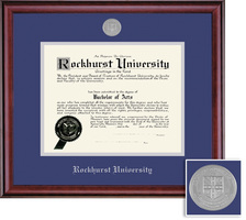 Framing Success Classic (2018pres) Mdl Diploma, Dbl Mat in rich burnishedcherry finish