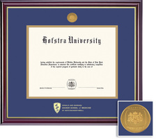 Framing Success Windsor Diploma Frame. Residency