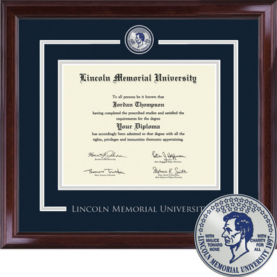 Church Hill Classics Showcase Diploma Frame. Associates Bachelors (Online Only)