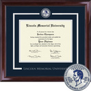 Church Hill Classics Showcase Diploma Frame. Associates, Bachelors (Online Only)
